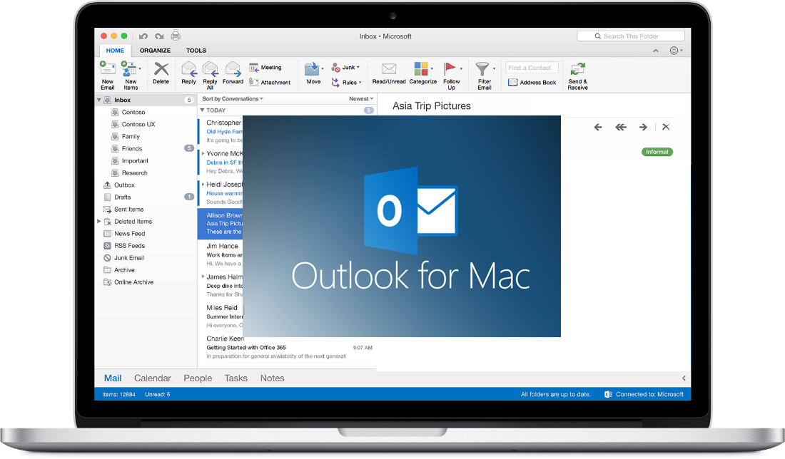 MICROSOFT OUTLOOK FOR MAC - Simple Tips to Remember