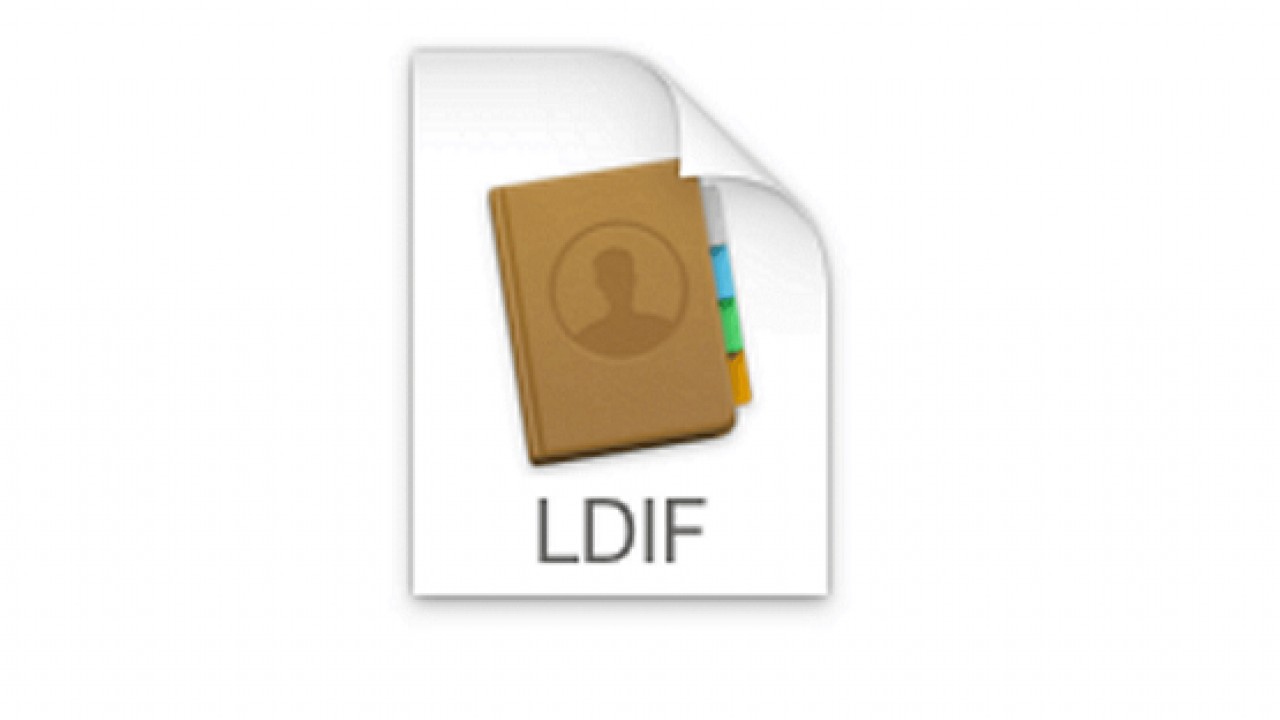 What is LDIF File Extension, Structure & LDIF File Types