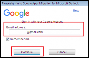 Migrate Lotus Notes to Gmail with Google Apps Migration Tool