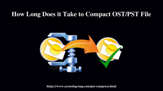 How long does it take to compact ost file