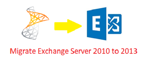 migrate Exchange Server 2010 to 2013