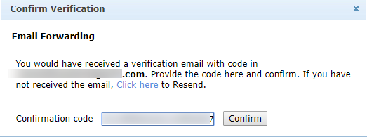 email forwarding from zoho mail to gmail