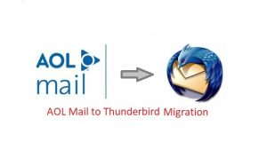 AOL to Thunderbird