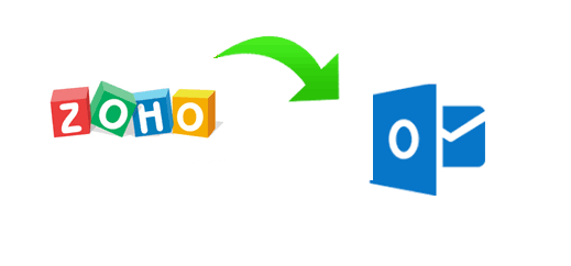 Zoho Mail to Outlook