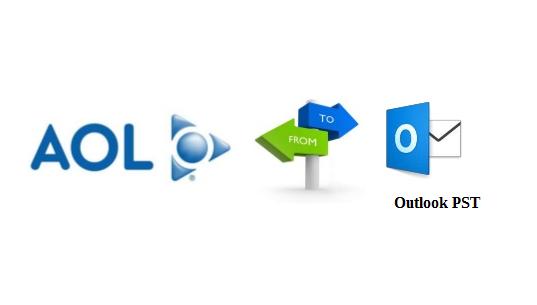 AOL to PST