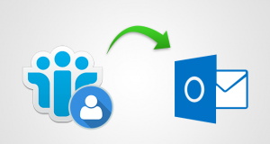 Export Contacts from Lotus Notes to Outlook 2019, 2016, 2013