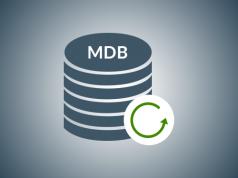 Restore Master Database
