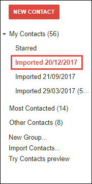 export Thunderbird contacts into Gmail