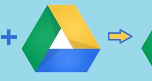 Merge Google Drive accounts