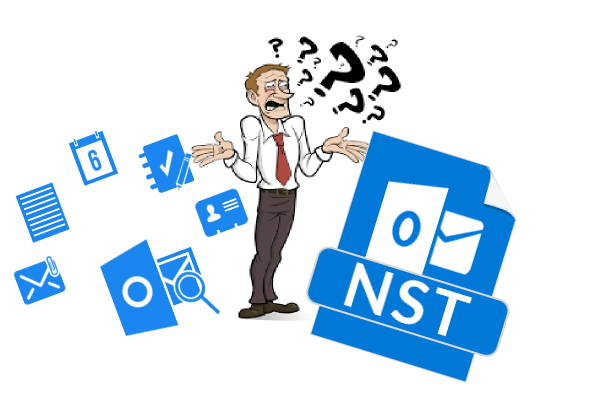 what is nst file format