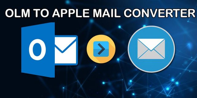 import Outlook OLM to Apple Mail