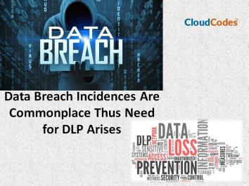DLP for Data Breach