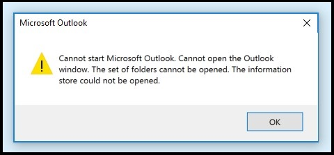 Outlook 2010 System Resources Are Critically Low Close Some Windows