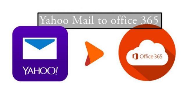 Yahoo to Office 365
