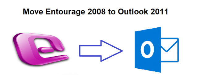 Move Entourage 2008 To Outlook 2011