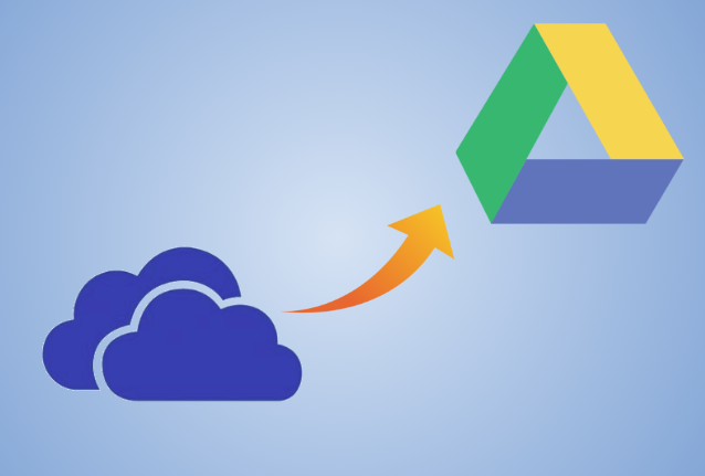 Transfer Files from SkyDrive to Google Drive