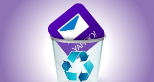 how to delete Yahoo mail account forever