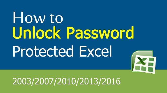 VBA Password Unlocker