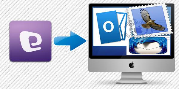 transfer entourage mail to new mac os x