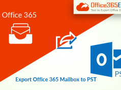 Export Emails from Office 365