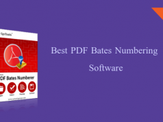 pdf docs page numbering