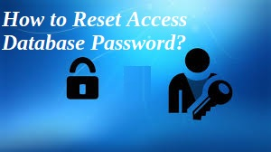 how to reset access database password