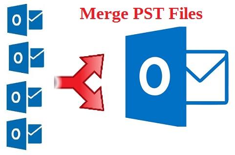Merge Multiple PST Files