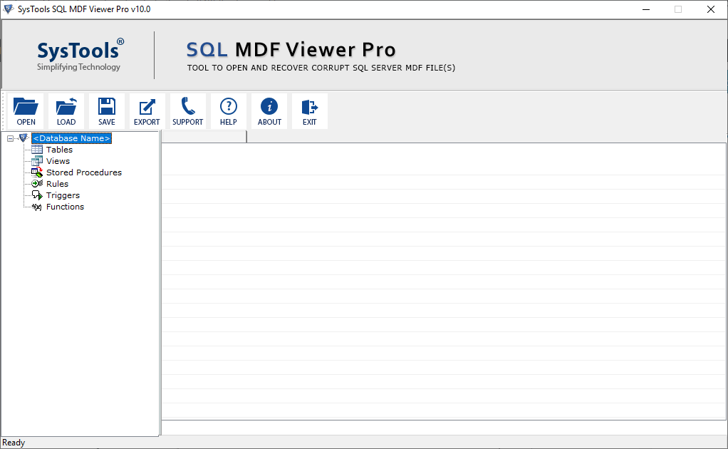 Run MDF Viewer Pro