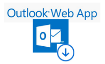 how to download emails from outlook web app