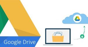 save files to Google Drive