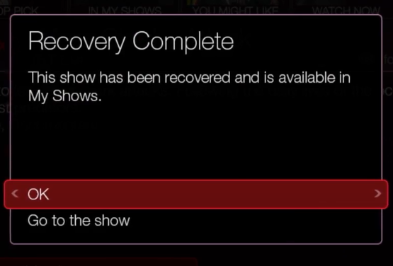 Can I Retrieve Deleted Shows From My DirecTV DVR