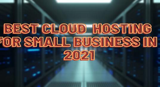 cloud server for startup