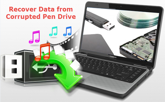 How to recover lost photos from USB
