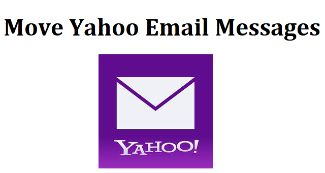 move yahoo email messages