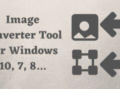 image converter tool for windows 10, 7, 8