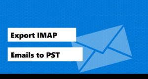 export-imap-emails-to-pst