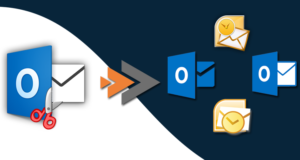 split Outlook PST file by year