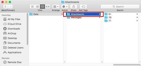 attachments-folder